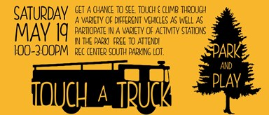 Touch a Truck & Park and Play