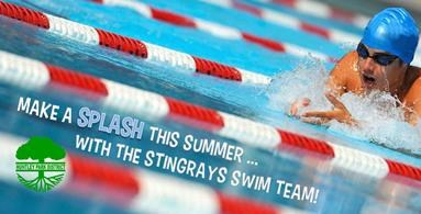 Stingrays Swim Team