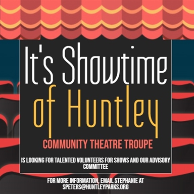 It's Showtime of Huntley