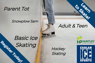 Learn to Ice Skate!